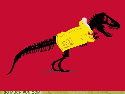 clothing dinosaur skeleton winter - 3448876032