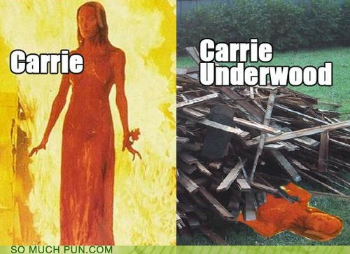 Blood,Carrie,Movie,singing