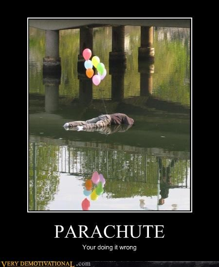 up,Balloons,parachute