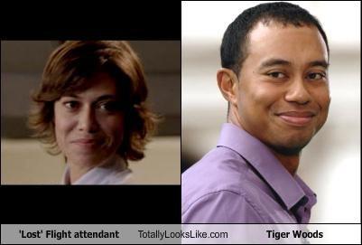 actress athlete kimberley joseph lost sports Tiger Woods TV - 3449433344