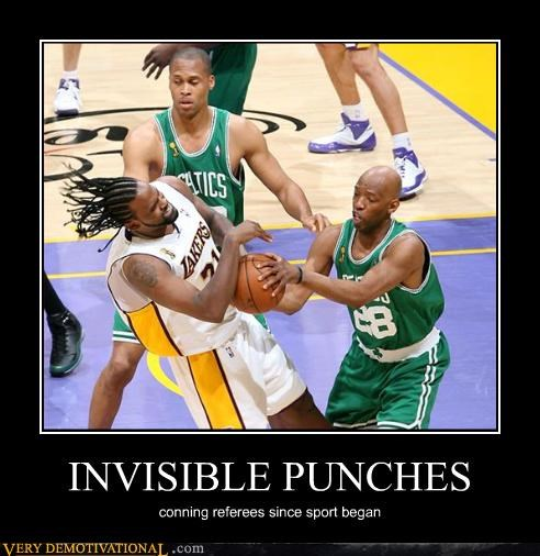 punch invisible basketball - 3451035136