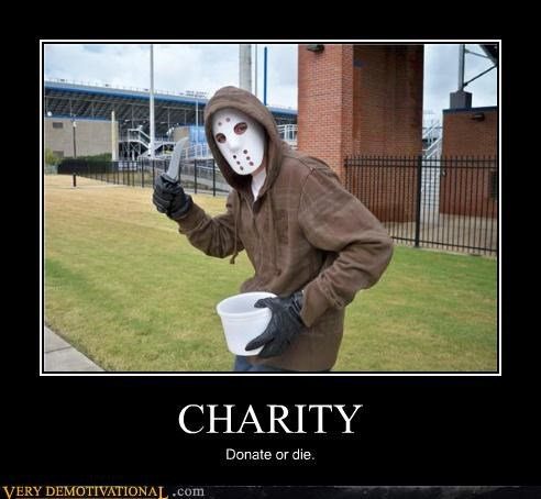 charity,donate,killer