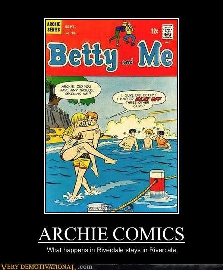 riverdale Archie Comics - 3453454592