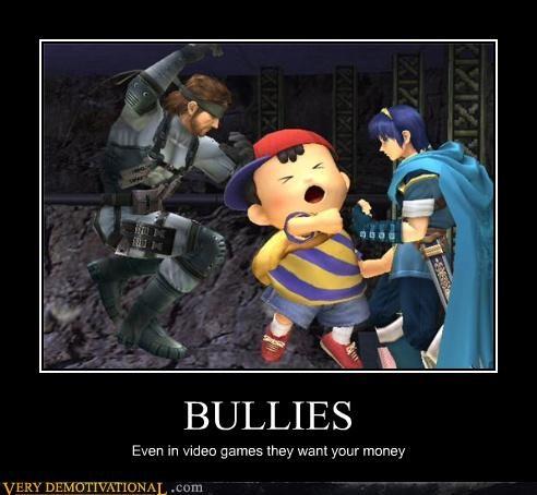 bully kids smash bros. - 3453767680