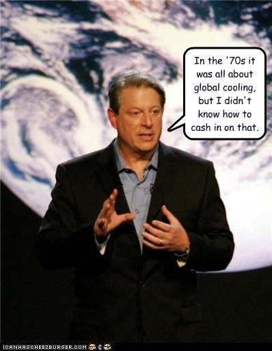 In The 70s It Was All About Global Cooling But I Didnt Know How
