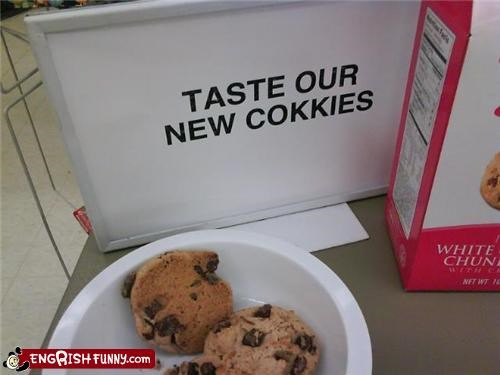 cookies engrish FAIL food - 3458012160