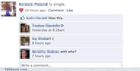 read relationship status you fail at internet you missed something - 3459606016