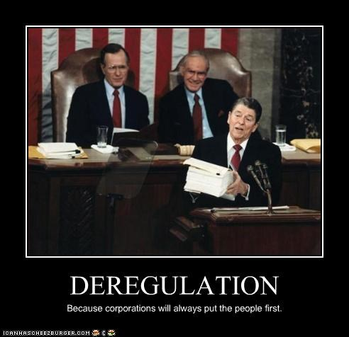 demotivational funny lolz republican Ronald Reagan - 3459861504