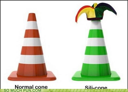fake celebrity Heidi orange cone warning - 3461064448