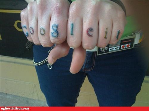 brand loyalty,Hall of Fame,knuckle tats,nerdiness,words