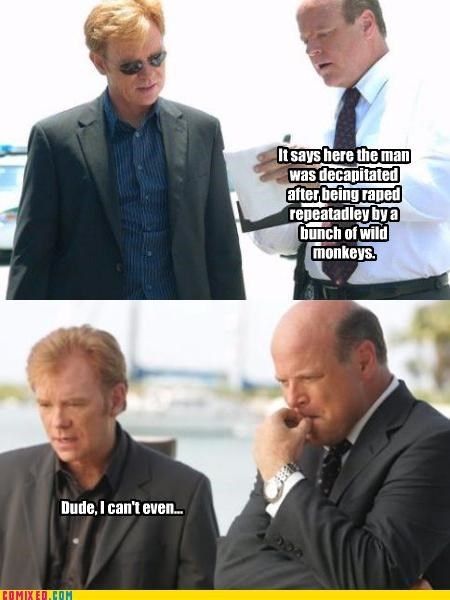 csi Horatio murder no TV violence - 3466659072