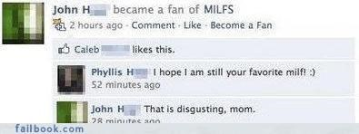 milf,misunderstanding,parents,TMI