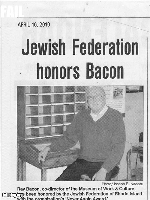 bacon failboat headline kosher name - 3467492096