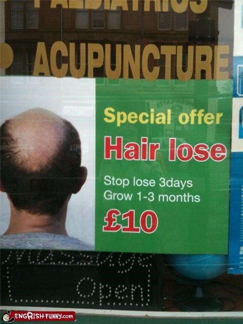 hair hair loss offer