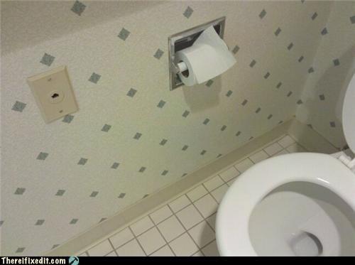bathroom internet plug toilet - 3469236736