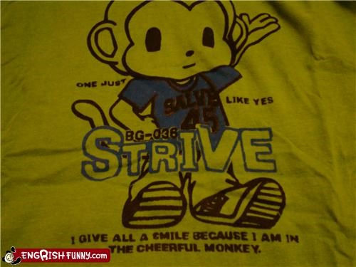 engrish,monkey,shirt,what