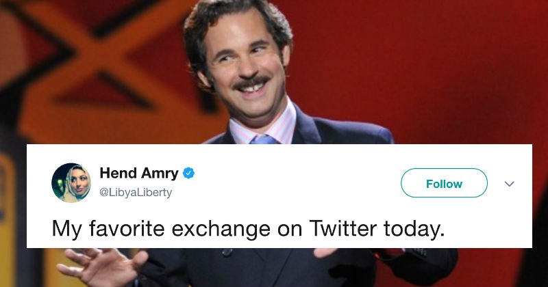Comedian gets owned on Twitter after he makes fun of New Zealand's mascot.