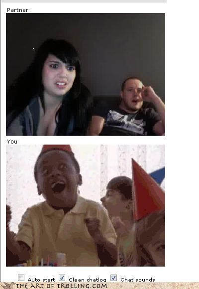 birthday Chat Roulette children eww kid - 3472562688