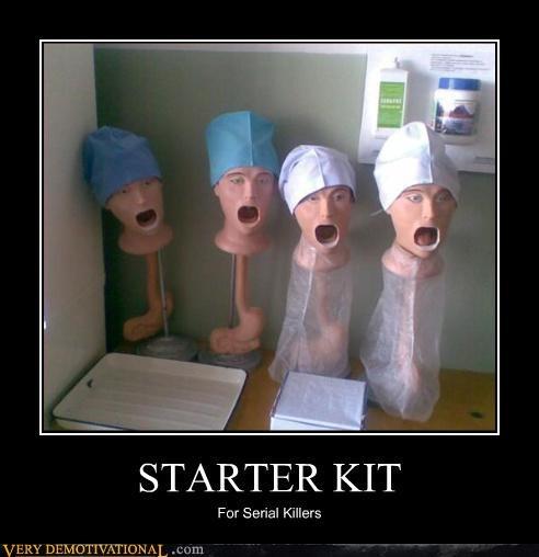 scary doctors office starter kit - 3475245056