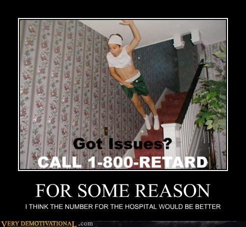 hospital reason idiots - 3478556160