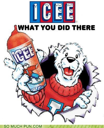 drink frozen treat name brand polar bear - 3478887168