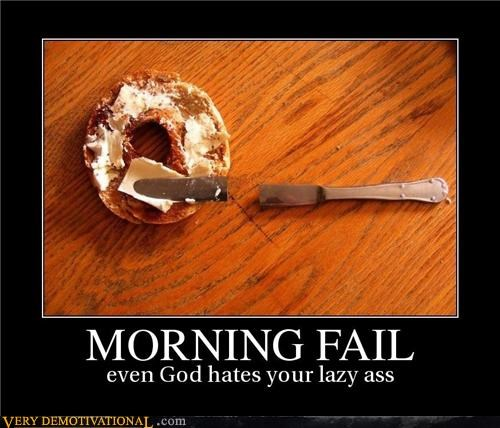 FAIL butter knife morning - 3479050240