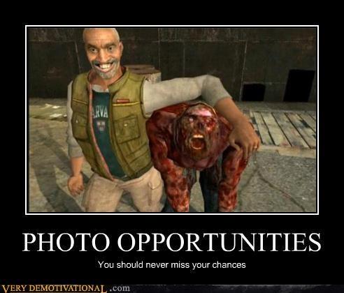 Left 4 Dead zombie Photo - 3479960576