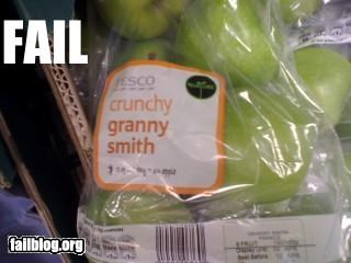 Tesco fail