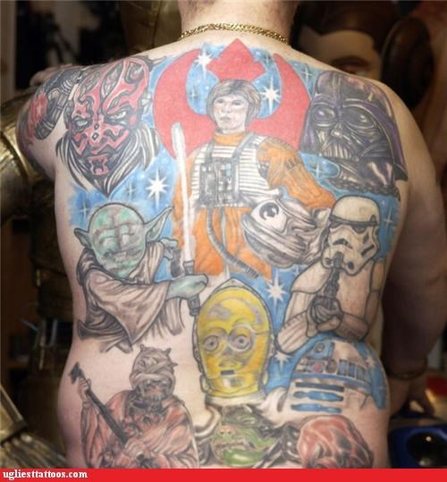 back pieces movies nerdiness star wars - 3488406784