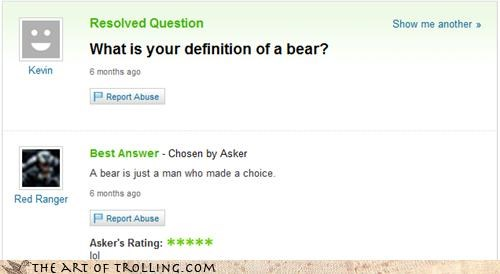 bear,italian,Yahoo Answer Fails