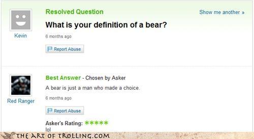 bear italian Yahoo Answer Fails - 3488407040