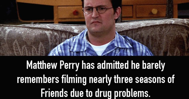 Interesting things you probably didn't know about Friends