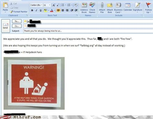 art basic instructions boredom creativity in the workplace cubicle rage dickheads email fire help desk homicide it lazy official sign osha paper signs passive aggressive rage sass screenshot screw you signage wiseass work smarter not harder - 3489863680