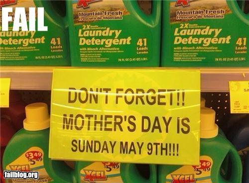 failboat holiday laundry mothers day - 3489937920