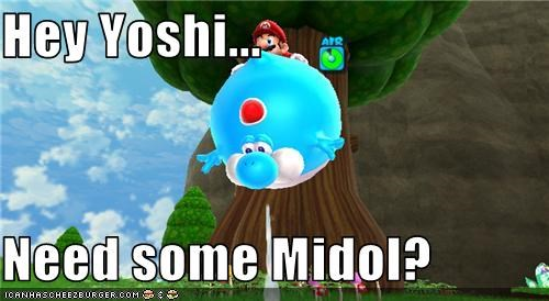 Hey Yoshi Need Some Midol Cheezburger Funny Memes Funny