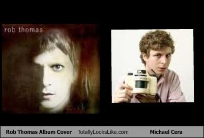 actor,albums,cover,michael cera,musician,rob thomas