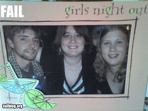 Girls Night Out Fail Fail Blog Funny Fails