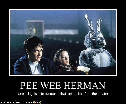 actors donnie darko indecent behavior jake gyllenhaal Jena Malone movies Pee-Wee Herman scandal - 3492090368