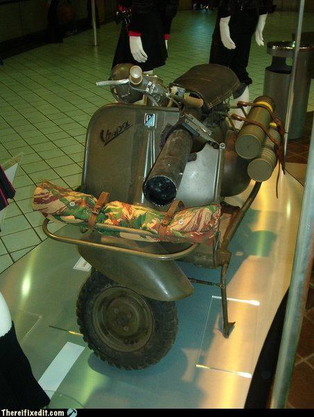 gun mod moped - 3492235776