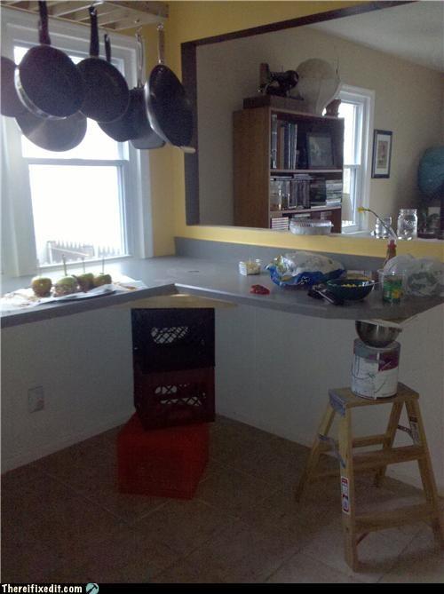 apple kitchen milk crate nom Professional At Work - 3492729856