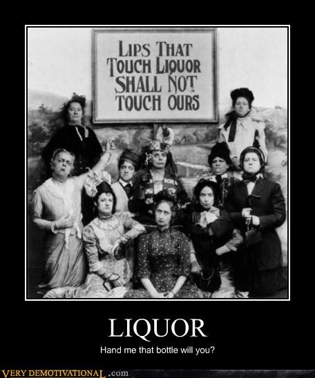 christian morality drinking idiots liquor prohibition puritans