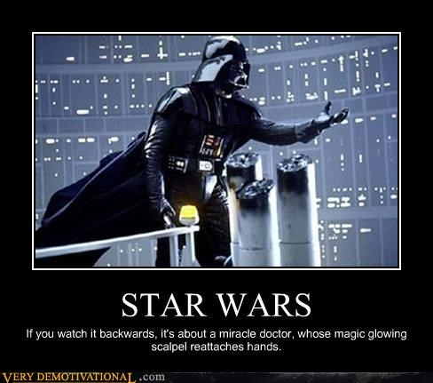 darth vader hilarious magic star wars The Empire Strikes Back