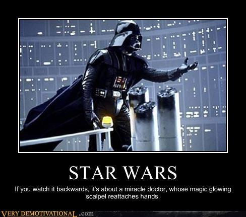 darth vader hilarious magic star wars The Empire Strikes Back - 3496242944