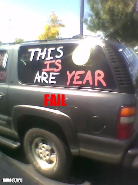 are car failboat grammar our window paint - 3496764160