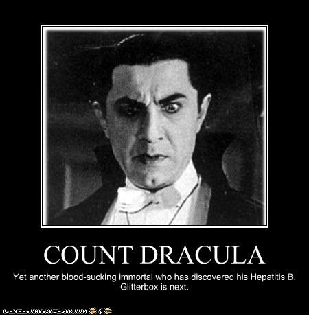 the history of count dracula