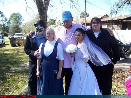 bride confusing crazy groom diverse interests fashion is my passion ICP Juggalette juggalo quakers were-in-love Wedding Themes wtf - 3498496512