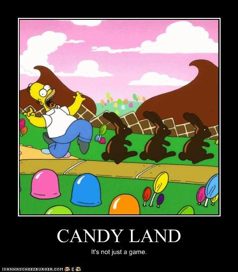 CANDY LAND It's not just a game.