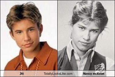 actor actress jonathan taylor thomas nancy mckeon the facts of life TV - 3503240704