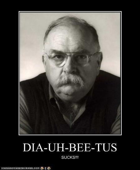 DIA-UH-BEE-TUS SUCKS!!!