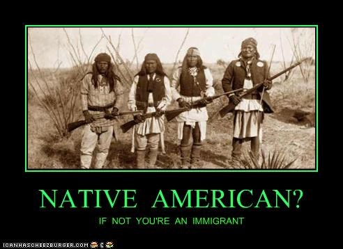 illegal immigration immigration native americans - 3508731648